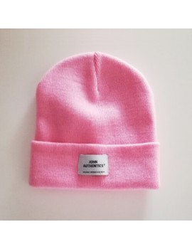 John Authentics Beanie - Pink