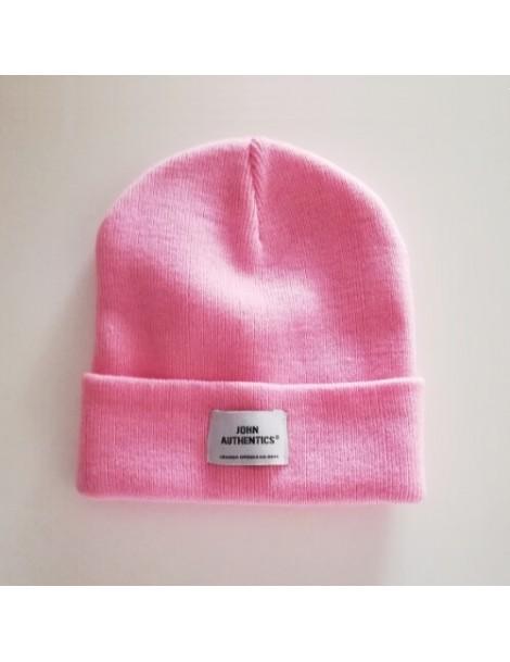 John Authentics Beanie - Pink