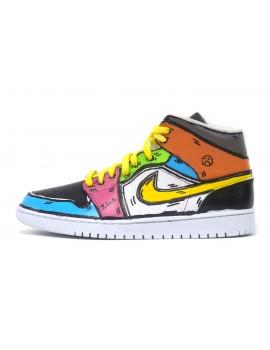 School - Air Jordan 1
