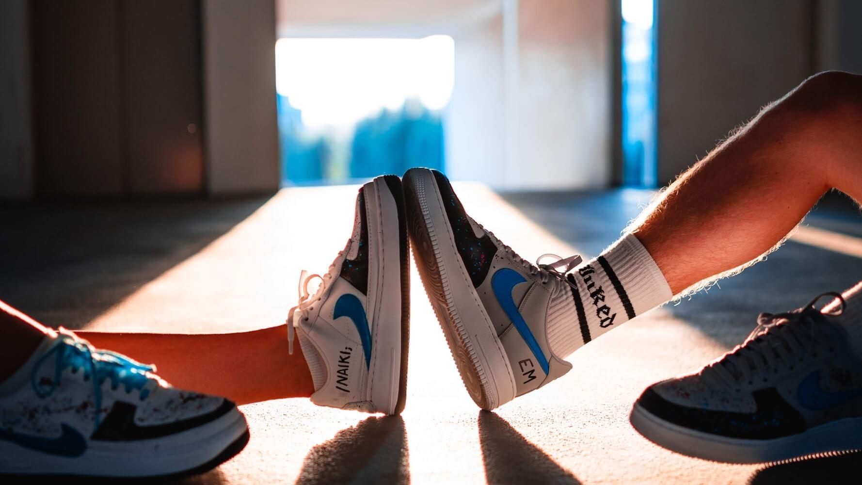 Custom Sneakers Greece - Johnauthentics